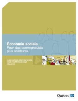 Économie sociale_Pour des communautés plus solidaires