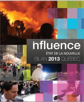 Influence Bilan 2013