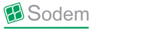 SODEM logo
