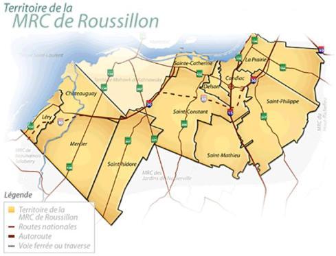 MRC-de-Roussillon